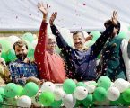 Kejriwal third time win Delhi by showing bijli-pani and education in Aam aadmi heart