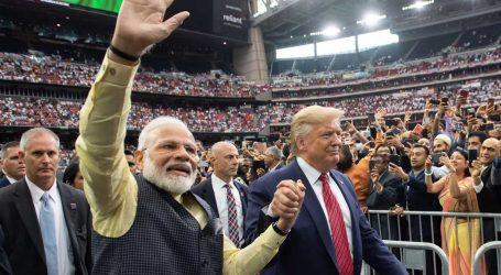 Trump visit India on 24-25 February, Modi promised 5-7 million attend Gujarat event